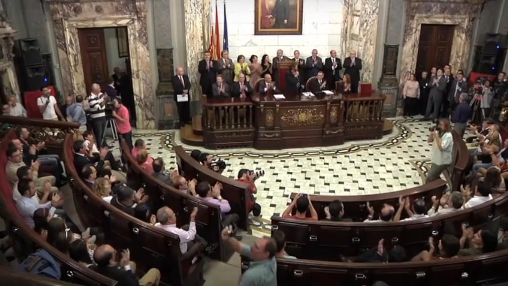 La 'Llamada' a las Falleras Mayores de Valencia, el 16 de octubre