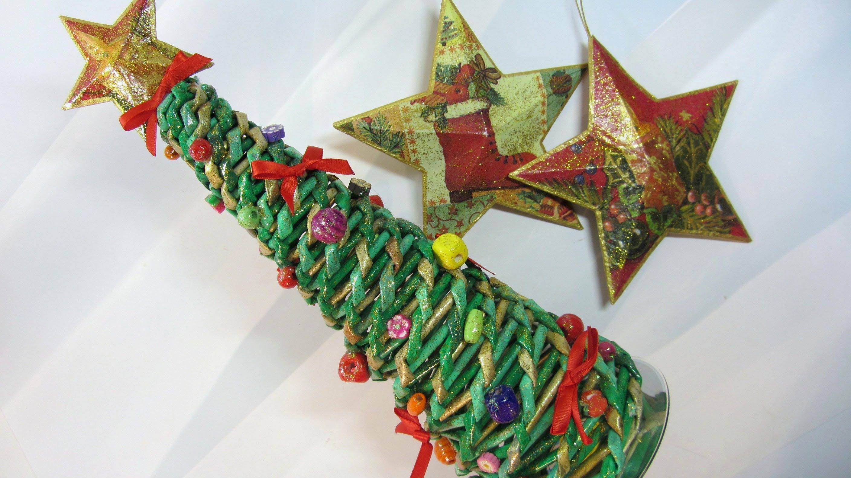 Crea tu propio rbol de navidad con material reciclado - Planta navidad ...