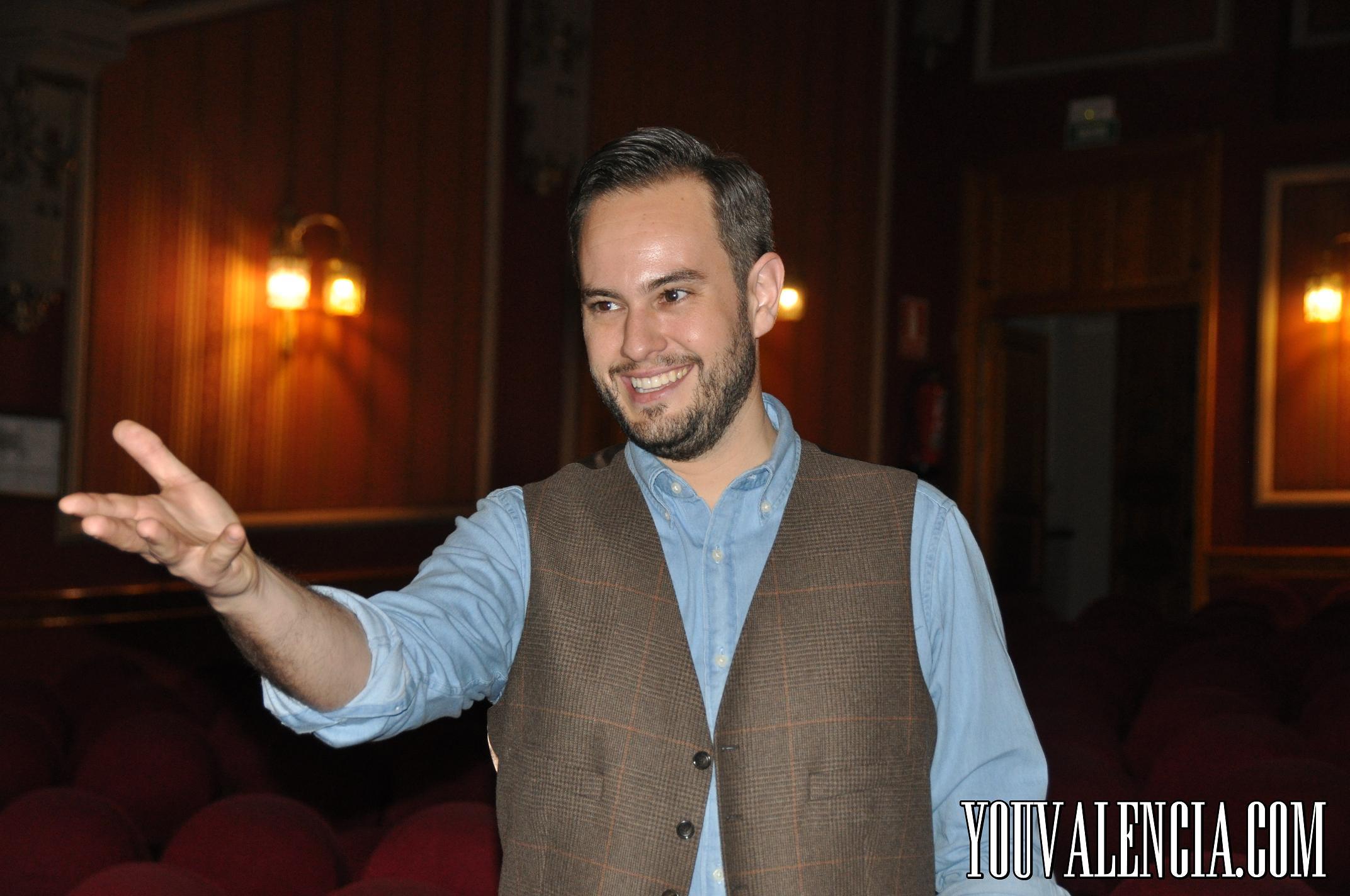 Jorge Blass presenta nueva magia en el Teatro Olympia