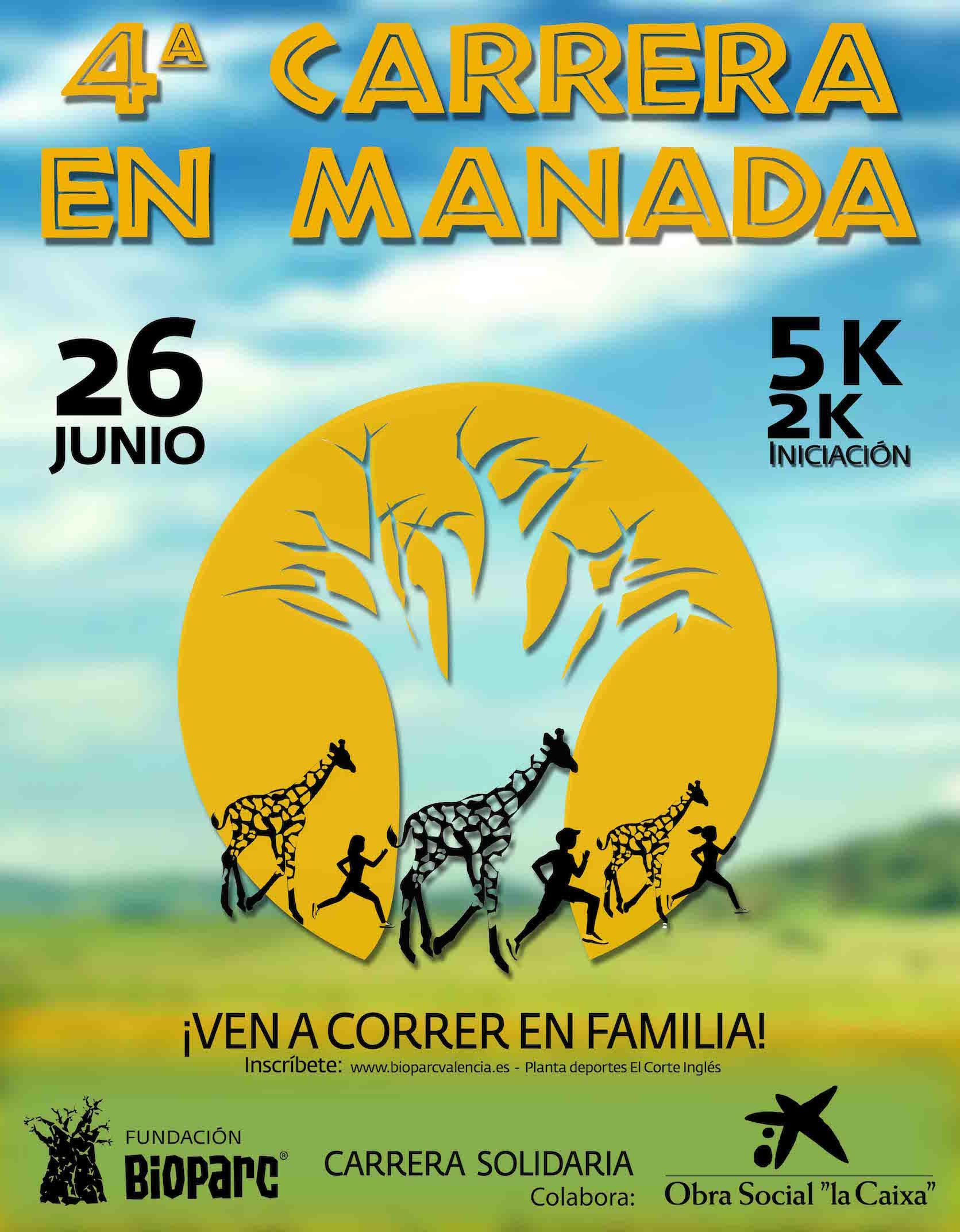 4 carrera en manada bioparc valencia you valencia - Telefono bioparc valencia ...