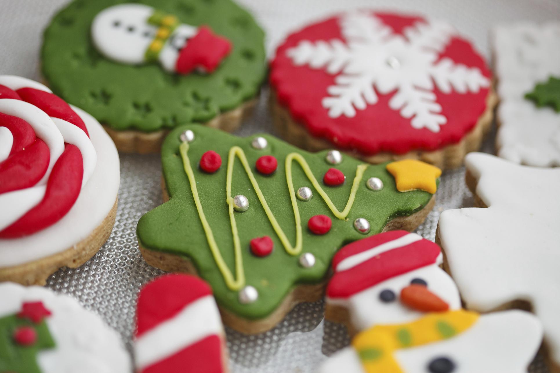 Las mejores recetas para triunfar con invitados en Navidad