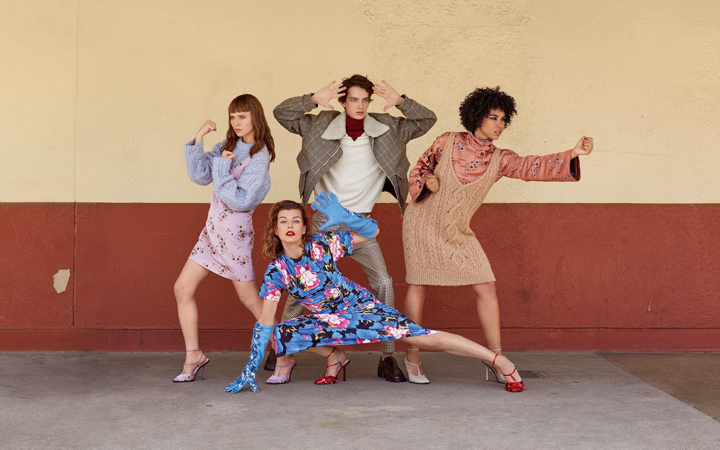 La moda a través del cine se abre un hueco en La Cabina