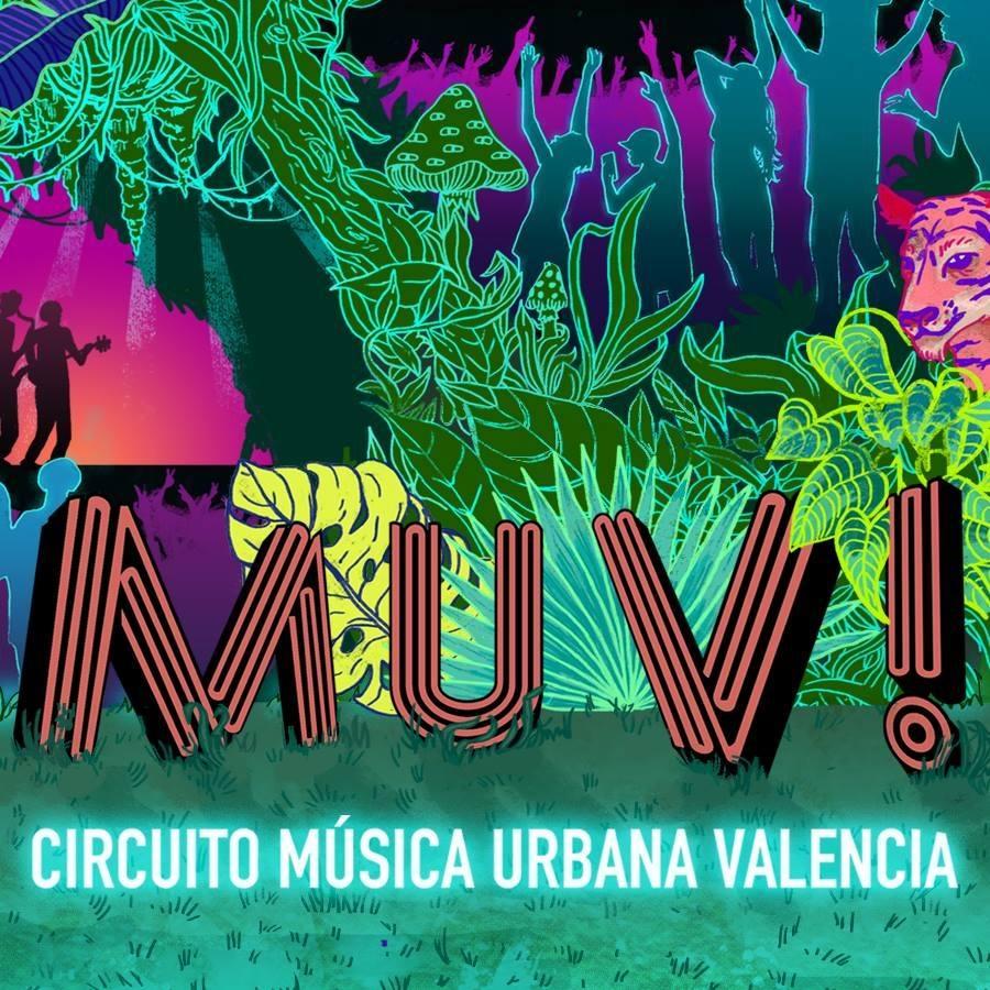 Todo listo en para la cuarta edición del festival urbano MUV!