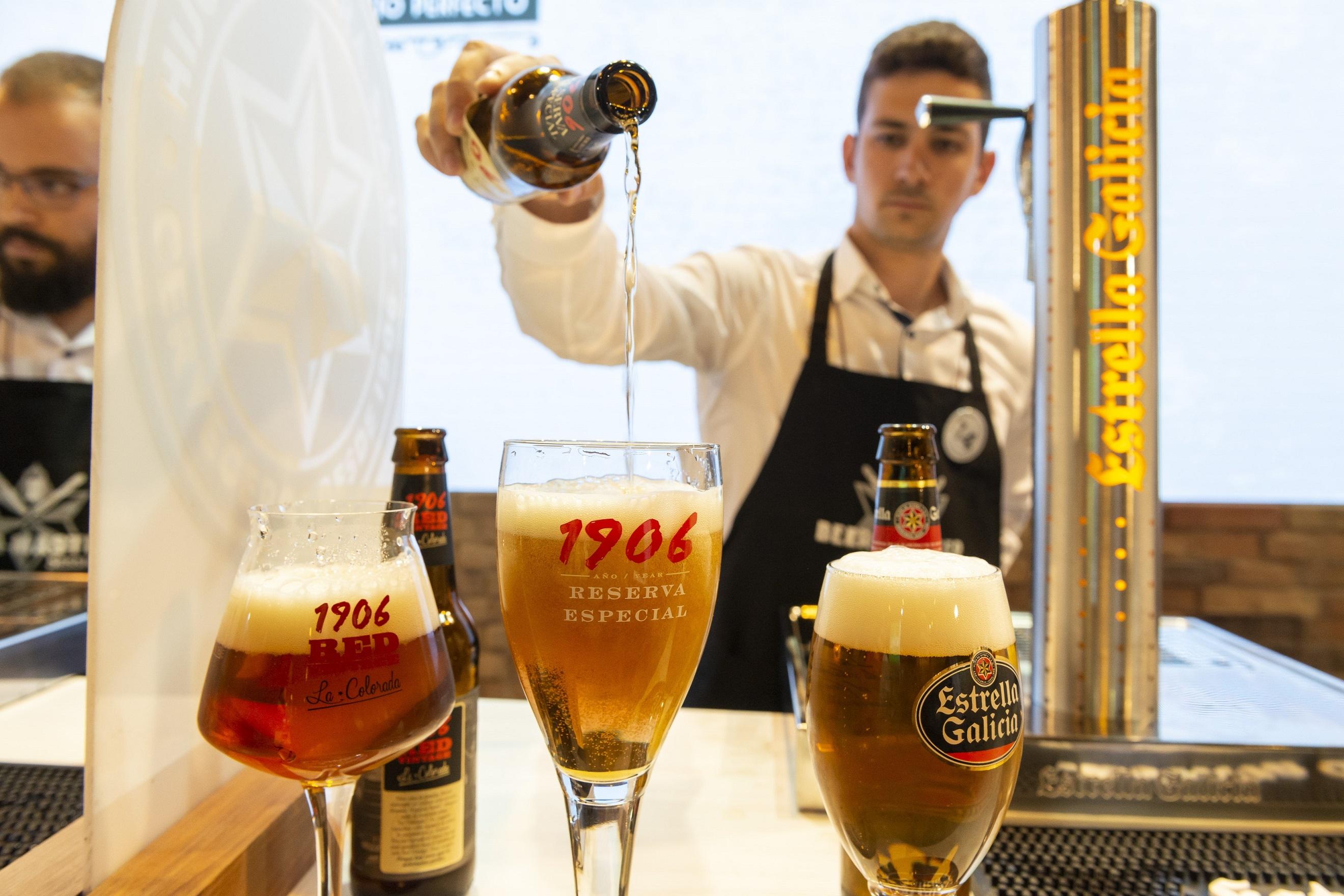 Valencia celebra el VI Campeonato de Tiradores de Cerveza