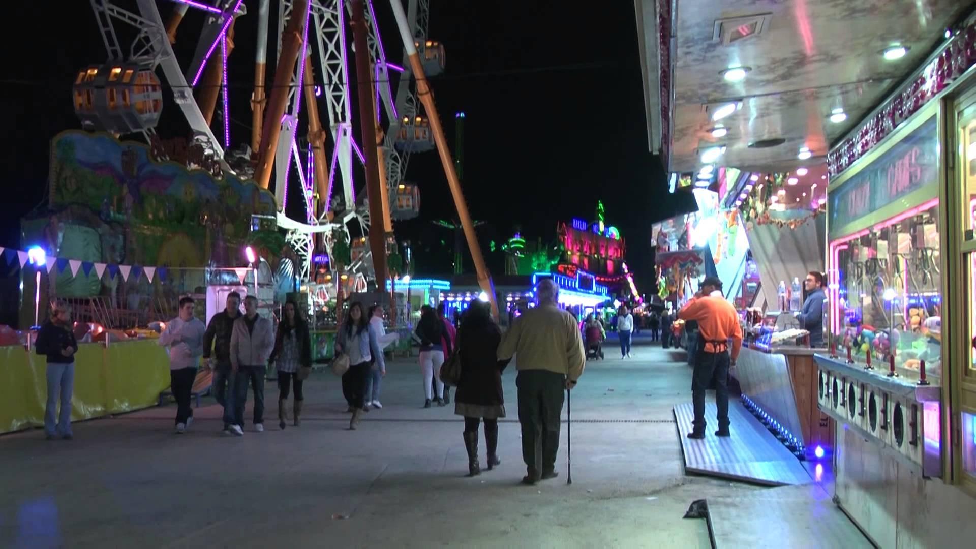 Precios, ofertas y horarios de la Feria de atracciones de Navidad