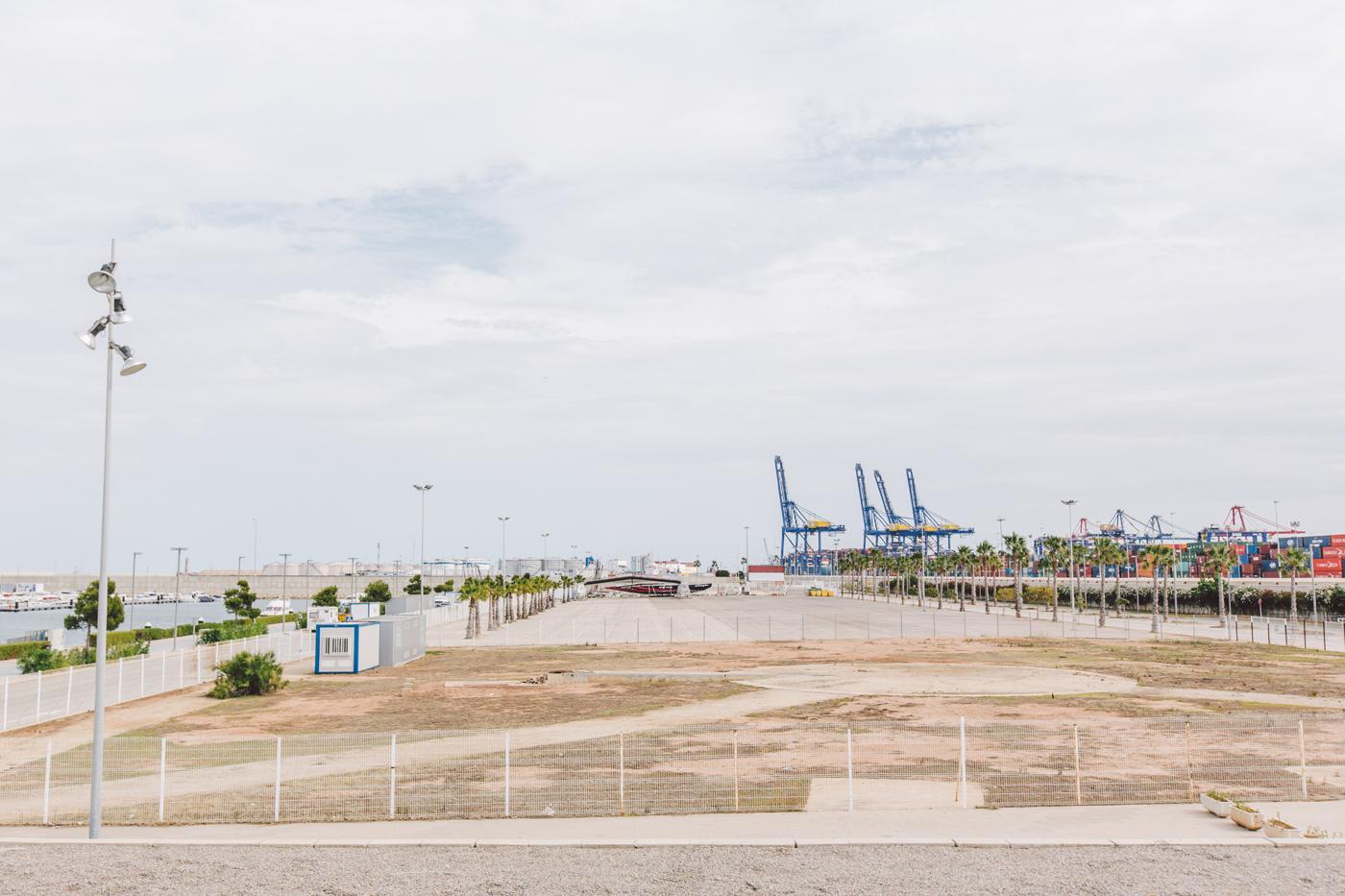La Marina tendrá un nuevo recinto de conciertos musicales permanente