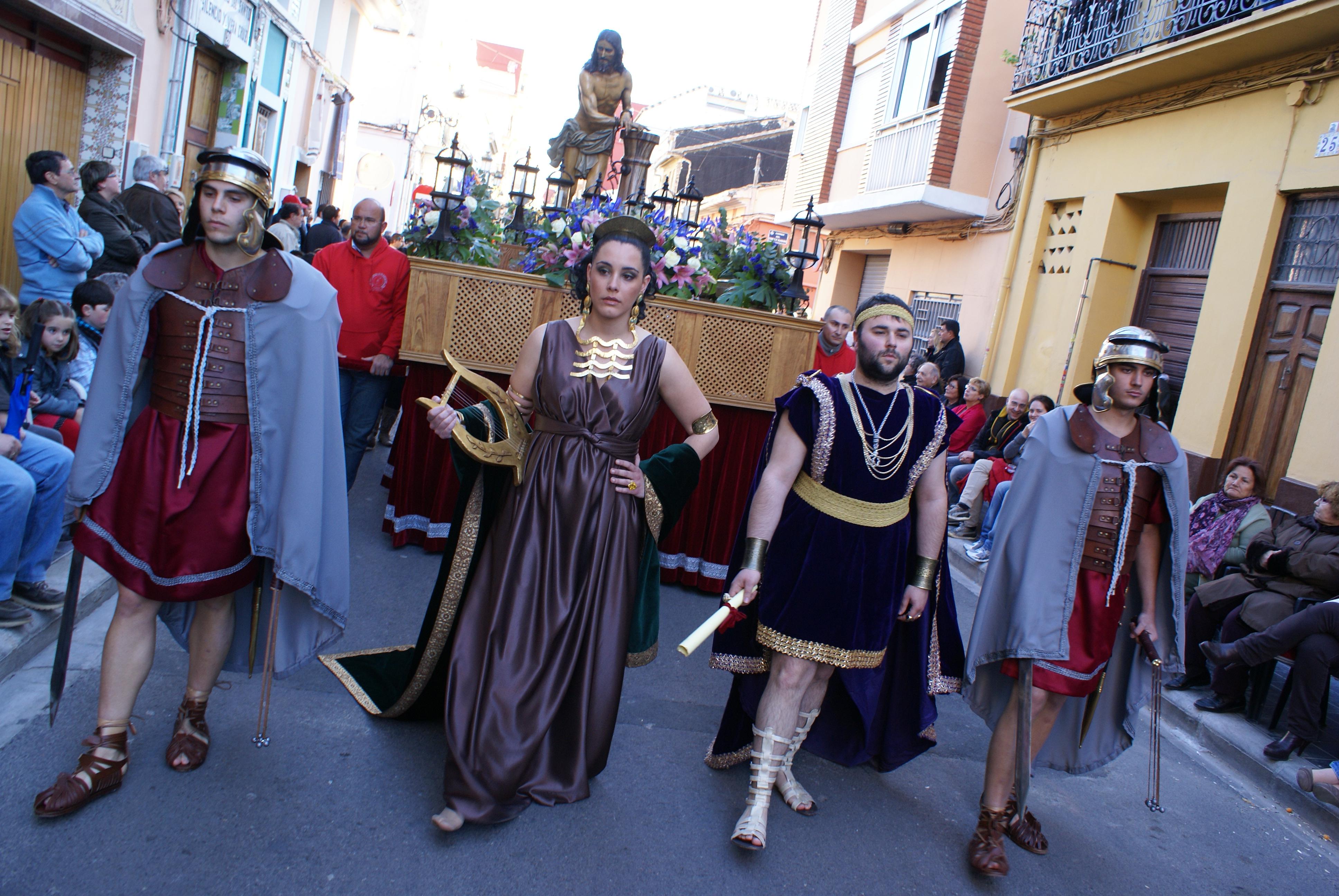 La Semana Santa Marinera de Valencia se reinventa 'online'