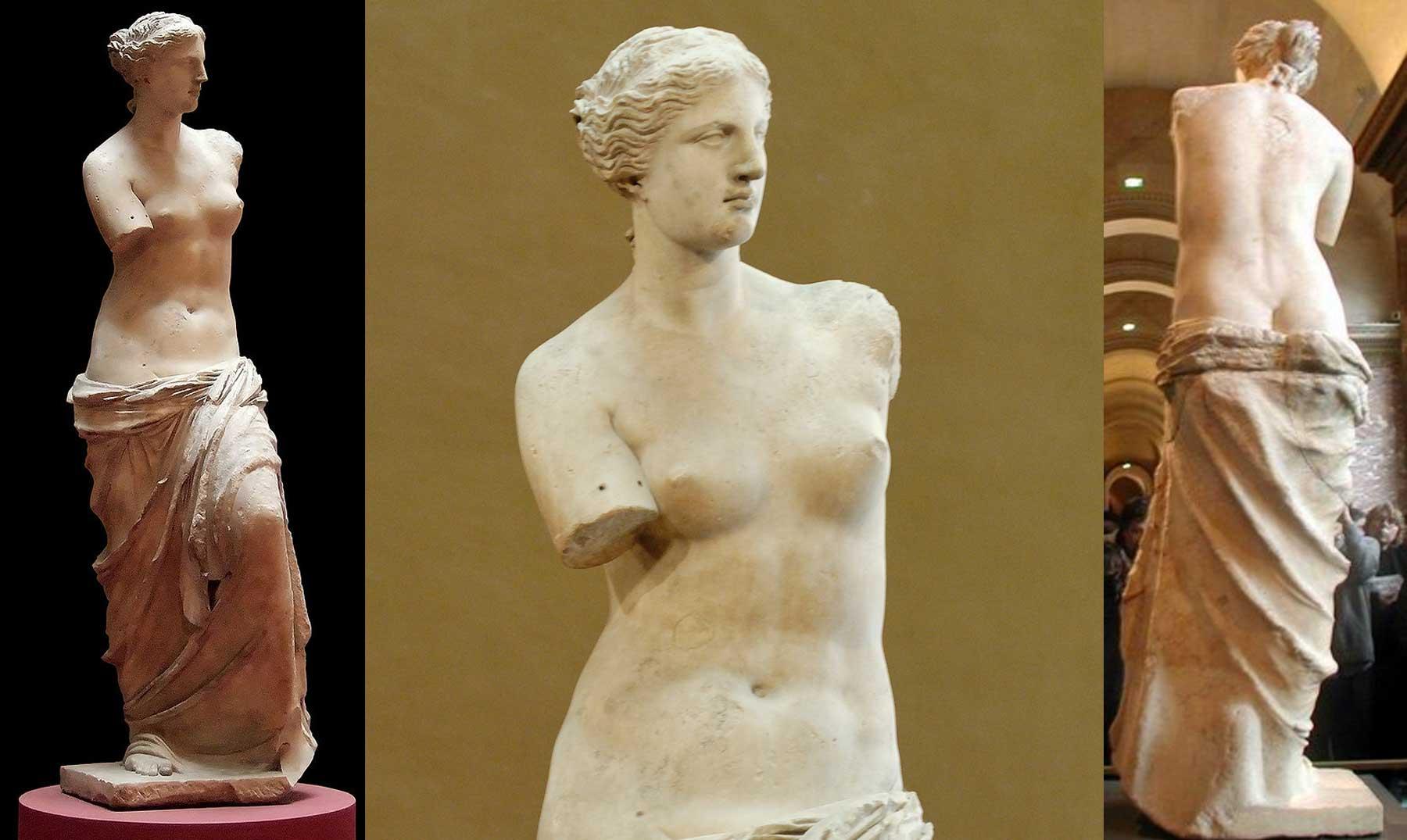 Las esculturas más famosas se exponen en Valencia hasta octubre