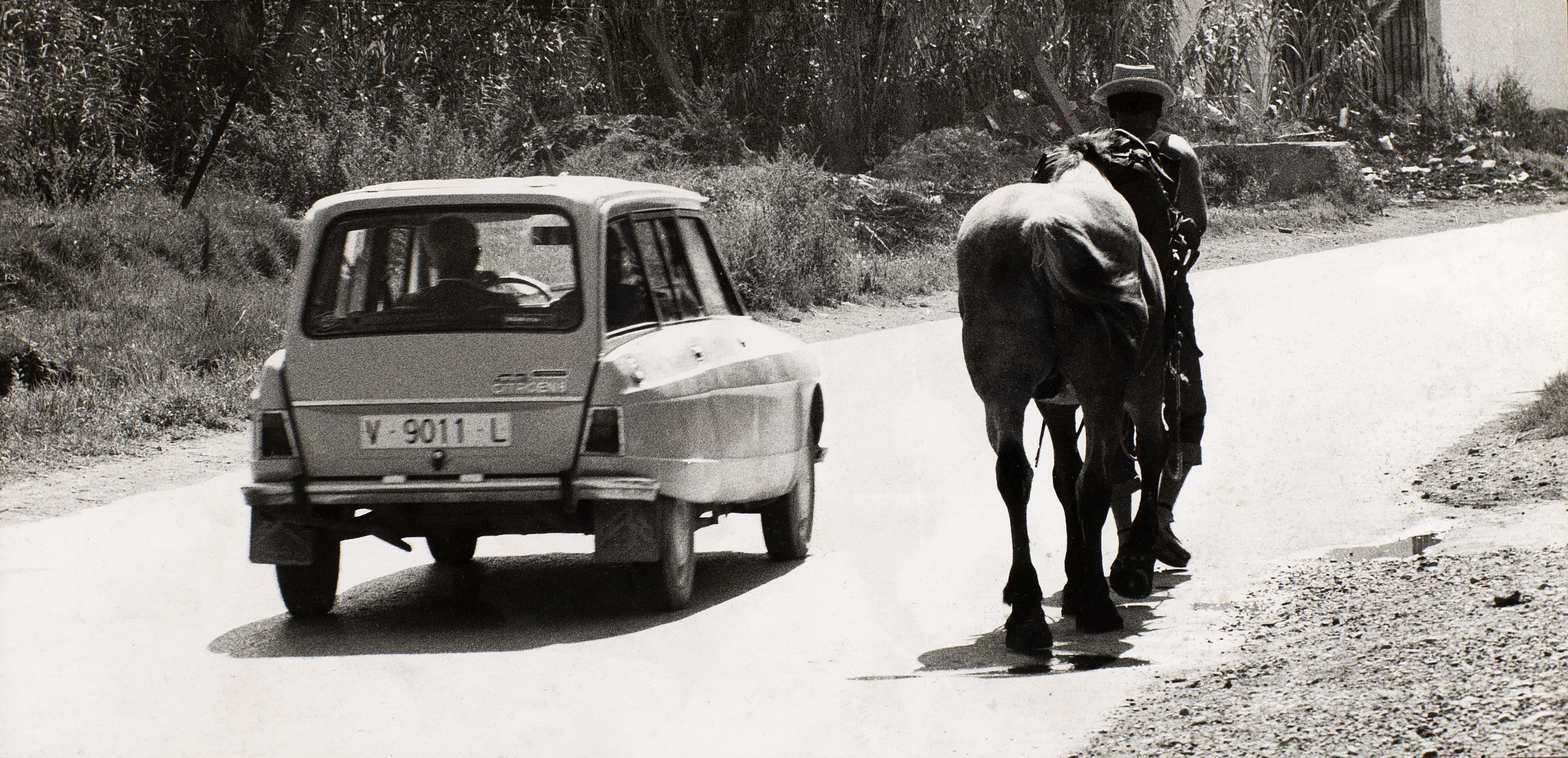 La Valencia de los 60 y 70 revive con 'Jarque. La cámara y la vida'