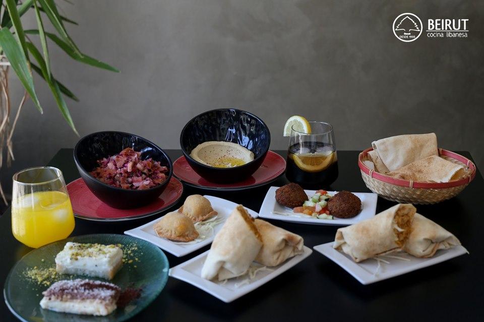 Los restaurantes con mejor menú internacional de Valencia