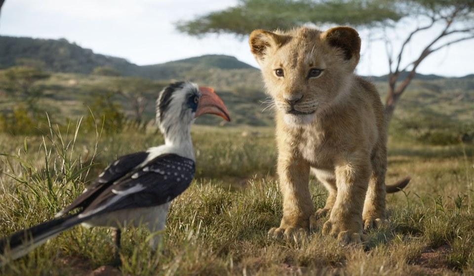 'El Rey León' ya es la 10ª película más taquillera de la historia