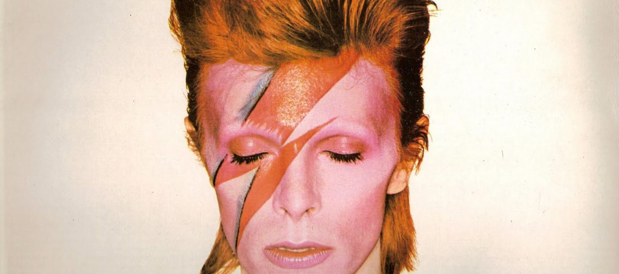 Exposición homenaje a David Bowie en el barrio de Ruzafa