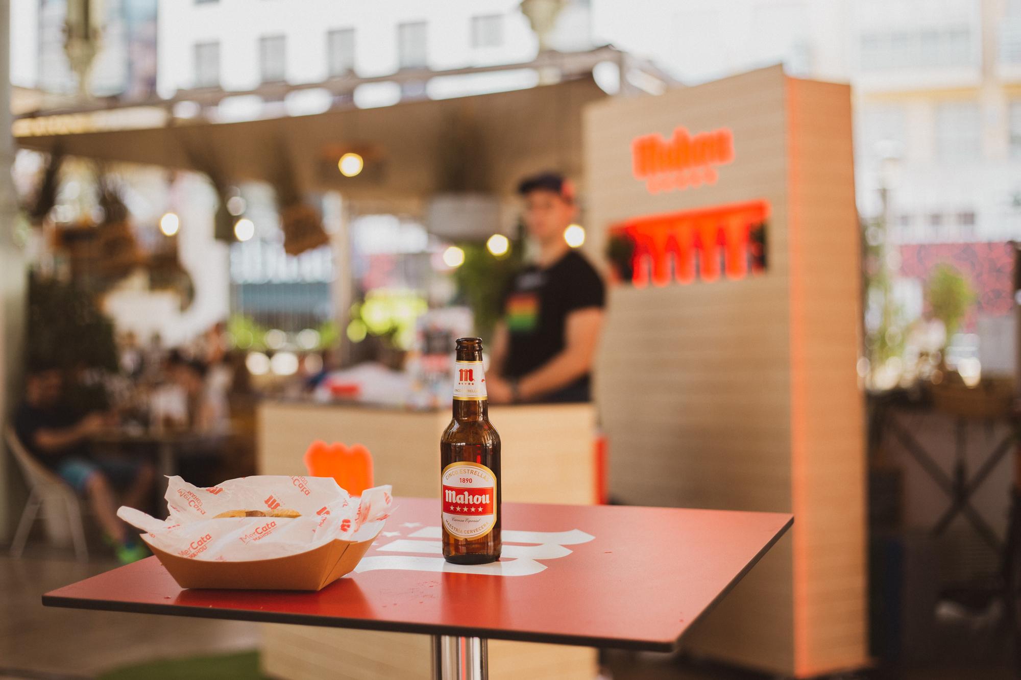 Mercata Mahou, la mejor gastronomía llega al Mercado de Colón