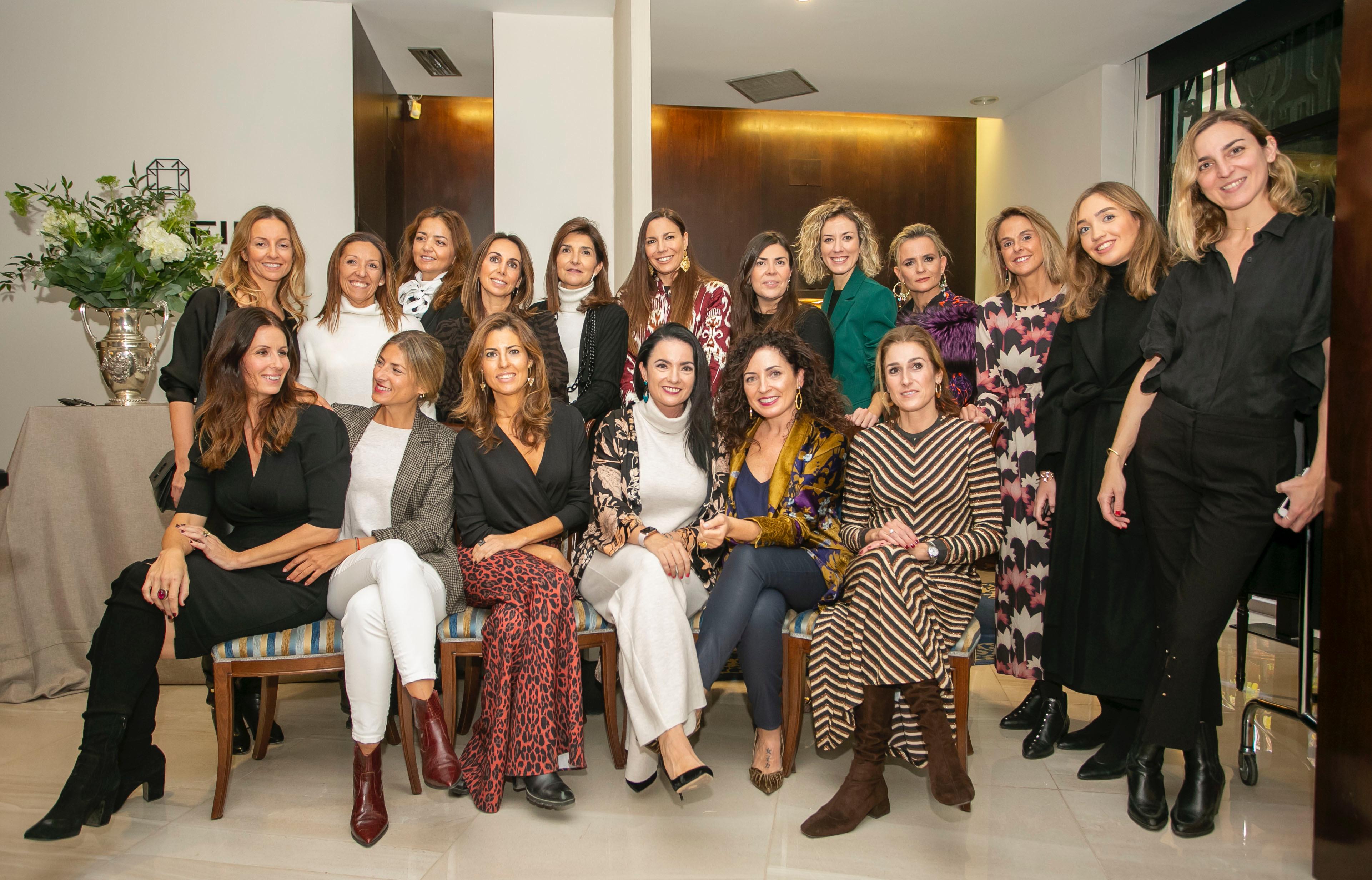 """Las 20 """"Mujeres Brillantes"""" valencianas que inspiran joyas"""