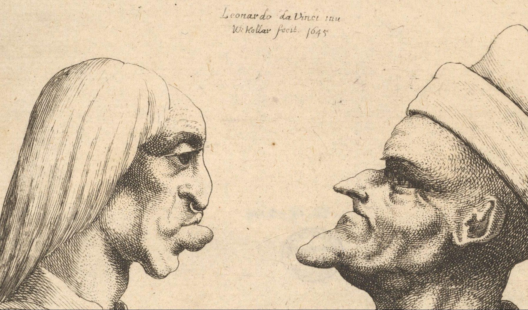 """Las obras más """"feas"""" de Leonardo da Vinci, en Valencia"""