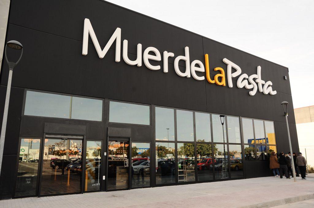 Muerde la Pasta inaugura su 7º restaurante en Valencia