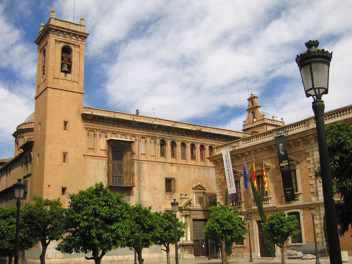 San Mauro es también patrón de la ciudad de Valencia