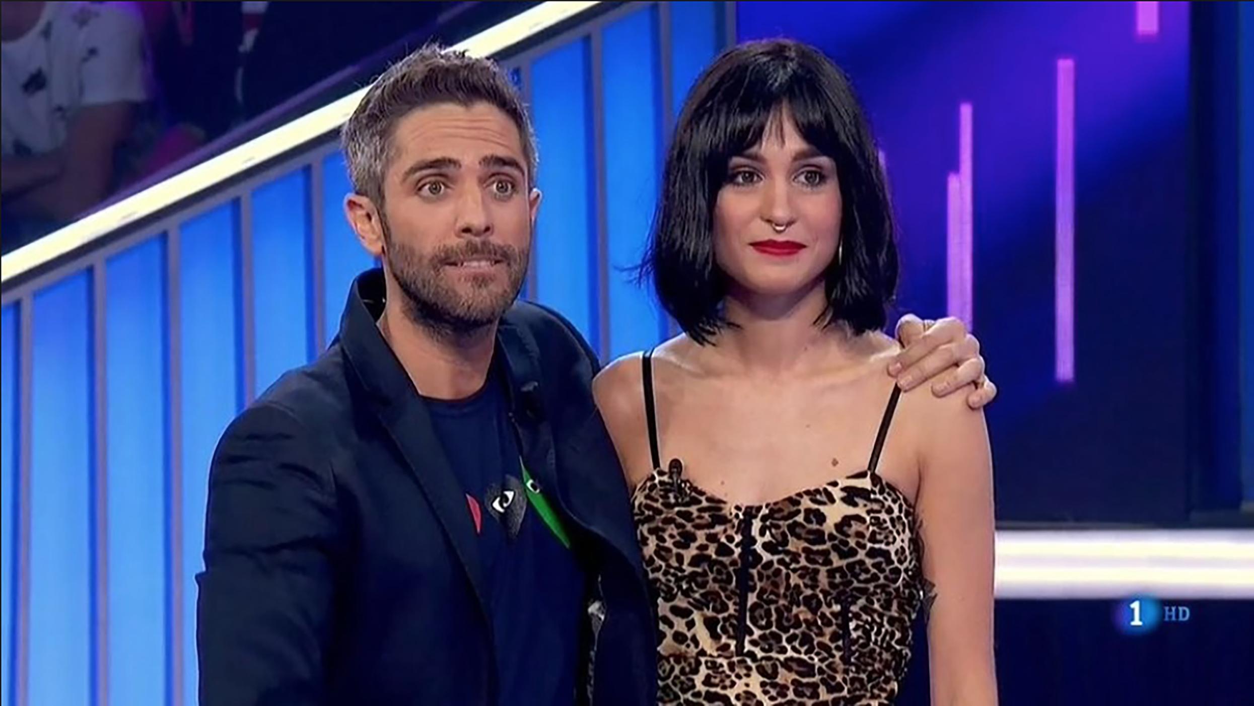 Roberto Leal seguirá en 'OT' a pesar de presentar 'Pasapalabra'
