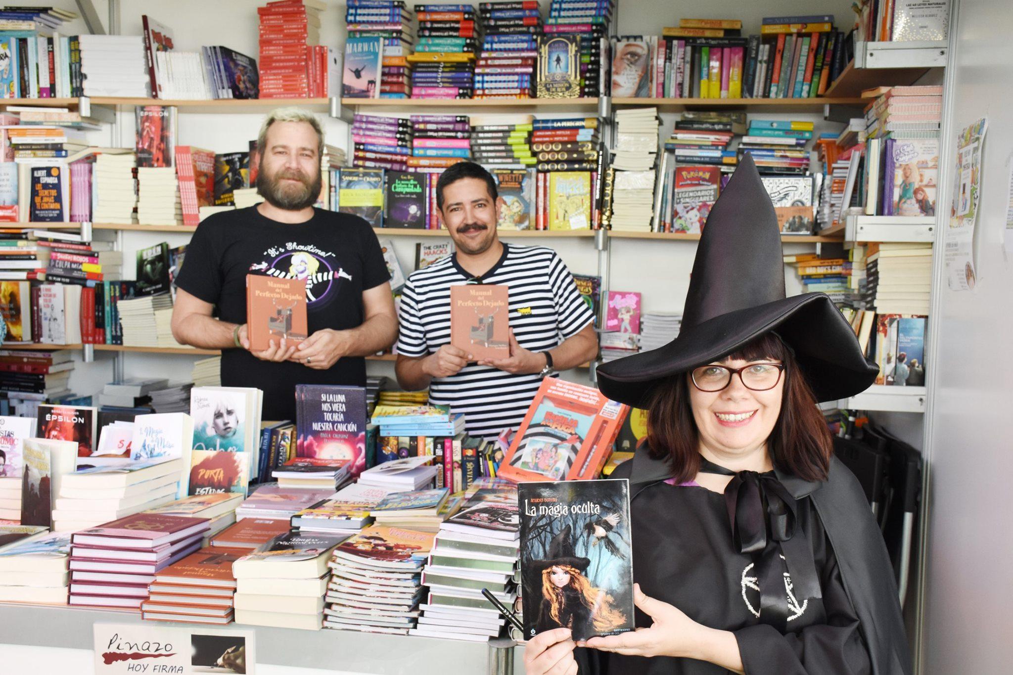 La Feria del Libro de Valencia salta a finales de octubre